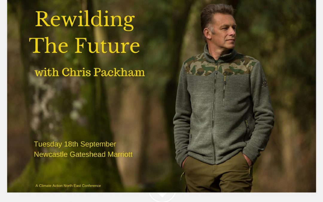 Rewilding The Future – An Event with Chris Packham