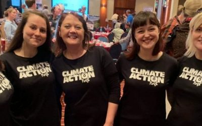 Climate Action North celebrates third birthday