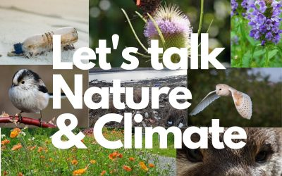 Let's talk nature and climate