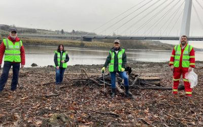 Climate Action North extends activities to water